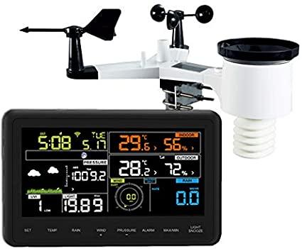 Estacion meteorologica completa Froggit WH3000 y WH3500