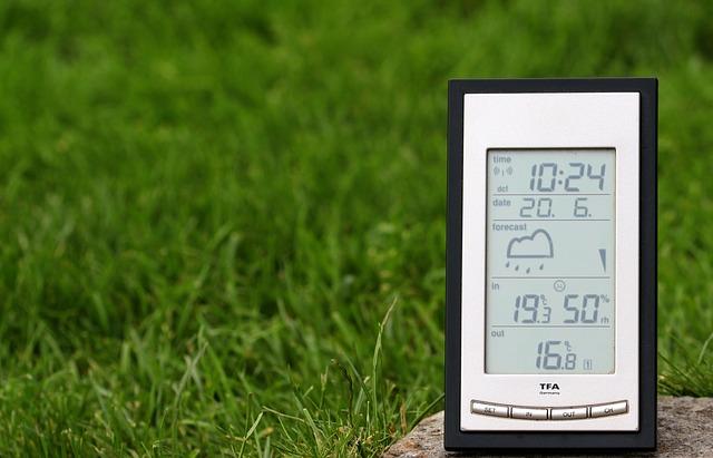 que caracteristica tiene la mejor estacion meteorologica