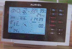 auriol estacion meteorologica