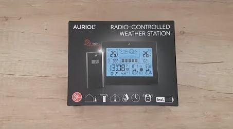 estacion meteorologica auriol h13726