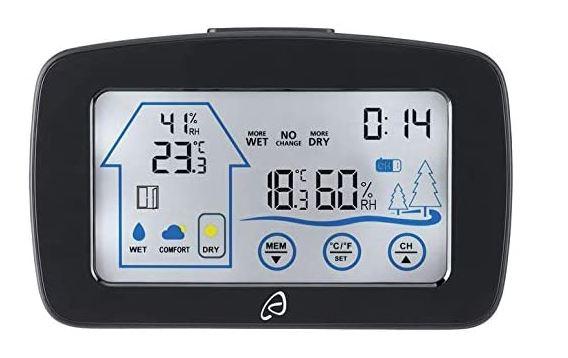 estacion meteorologica auriol manual